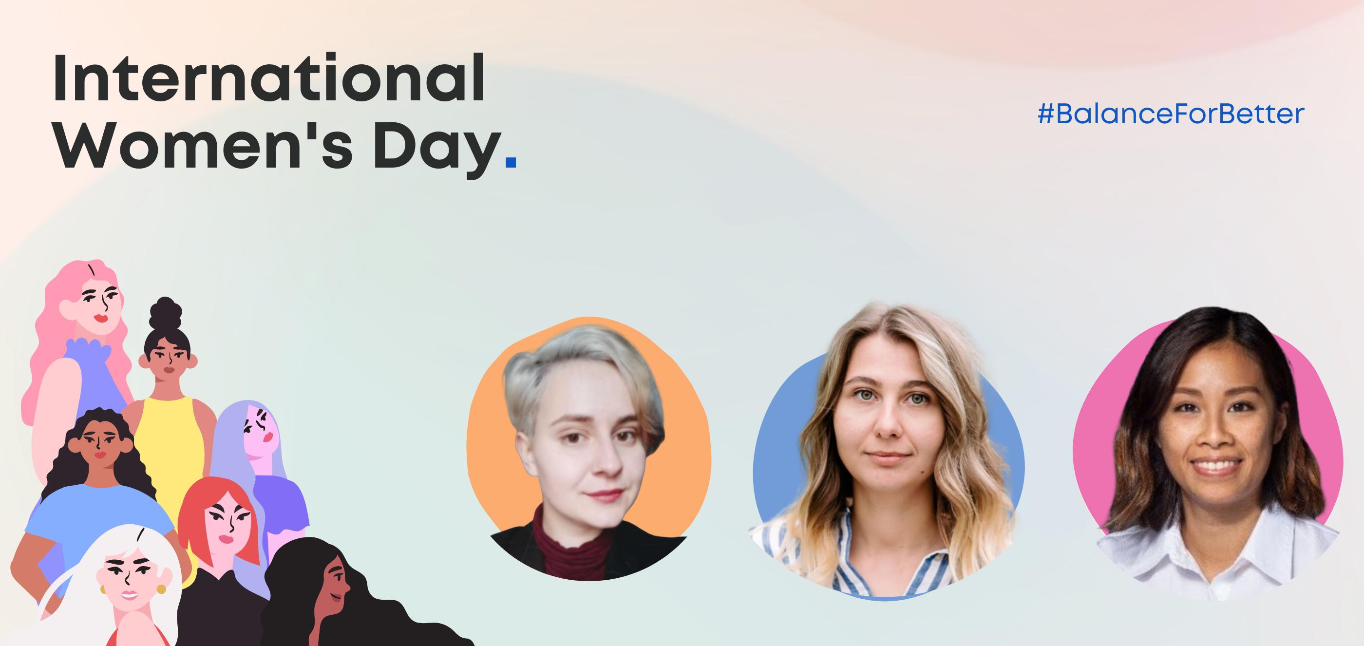 DTransfer Blog - International Women's Day at DTransfer
